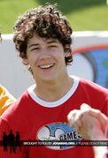Nick Jonas Disney Friends for Change Games