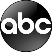ABC Dark Gray Logo (2013-Present)
