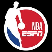 NBA on ESPN (2017-Present) Logo