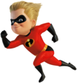 Dash Parr is the Middle Child in The Incredibles.png