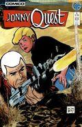 JQ (Comico) issue 1 cover