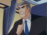 President of the United States (The Real Adventures of Jonny Quest)