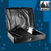 FTC carrying case open with parts