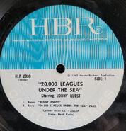 JQ 20,000 Leagues LP Side 1