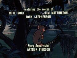 Mystery of the Lizard Men voice cast 1