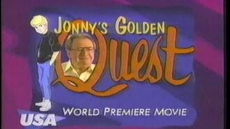 "Jonny Quest PROMO (1993) ""Jonny's Golden Quest"""