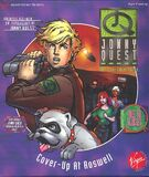 Jonny Quest: Cover-Up At Roswell