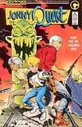 JQ (Comico) issue 3 cover