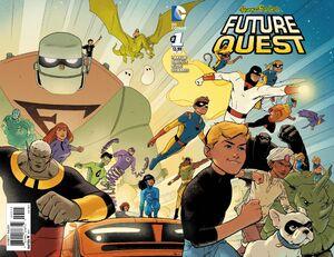 Future Quest Wraparound issue 1