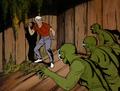 Race is cornered by lizard men.png
