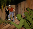 The Mystery of the Lizard Men