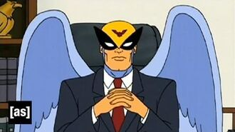Doctor, Doctor, I Think... Harvey Birdman Adult Swim