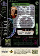 TRA Trading Card 05 back