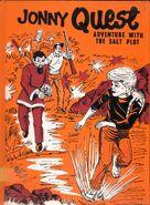 Salt Plot (1973) hardcover