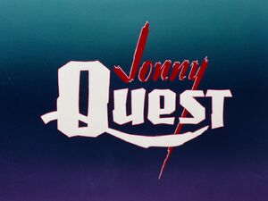 Jonny Quest 1986 title card