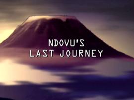 Ndovu's Last Journey title card