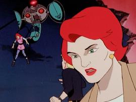Robot spy captures Jessie
