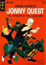 Jonny Quest (Gold Key Comics) issue 1