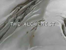 The Alchemist title card