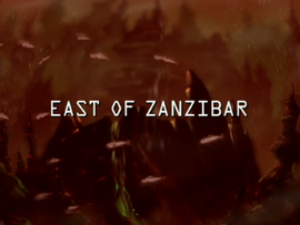 East of Zanzibar title card