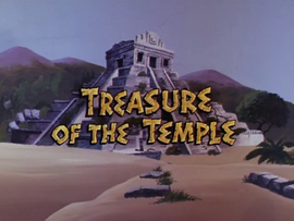 Treasure of the Temple title card