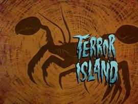 Terror Island title card
