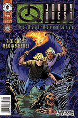 The Real Adventures of Jonny Quest (Dark Horse Comics)