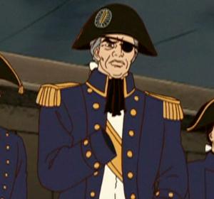 Commander Horatio