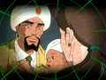 Baby Hadji with his parents.png