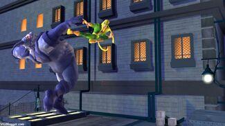 Spider-Man Friend or Foe (Xbox 360) - Iron Fist