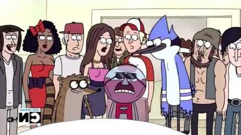 "Regular Show Full episode ""Weekend At Bensons"""