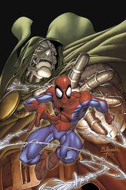 MARVEL AGE SPIDER-MAN 04 Mark Brooks