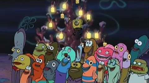 Spongebob - SCHNEE IN BIKINI BOTTOM