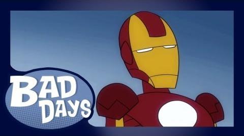 Iron Man - Bad Days - Ep11