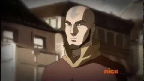 Avatar The Legend of Korra Avatar Aang vs Yakone HD