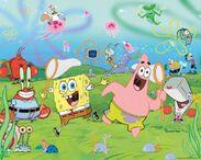 Spongebob-Wallpaper-Bikini-Bottom-Party-1024x819