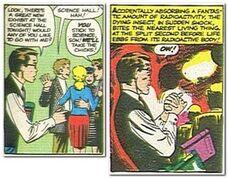 Peter-Parker-geek-bitten