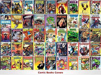 Category:Favorite comics