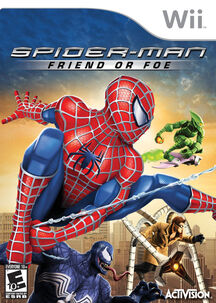 Spidermanfriend or foe
