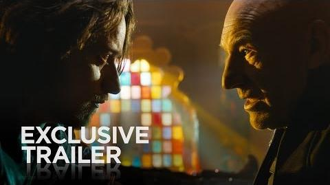 X-MEN DAYS OF FUTURE PAST - Official Trailer (2014)