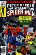 Peter Parker, The Spectacular Spider-Man Vol 1 15