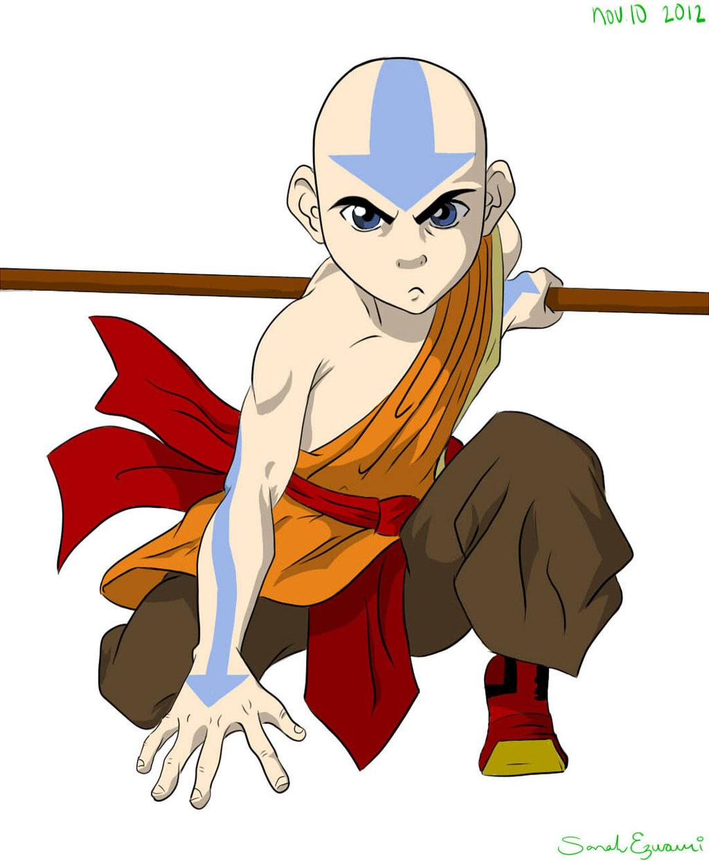 Image - Avatar Aang By Swazilan-d5kpi2f.jpg