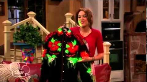 Hannah Montana Season 4 - Episode 1 Sweet Home Hannah Montana