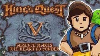 Kings Quest V + Mailmen - JonTron (re-upload)