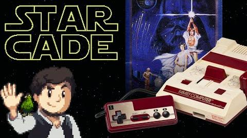 JonTron's StarCade Episode 4 - Nintendo Star Wars