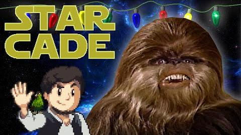 JonTron's StarCade Episode 9 - The Star Wars Holiday Special (FINALE)