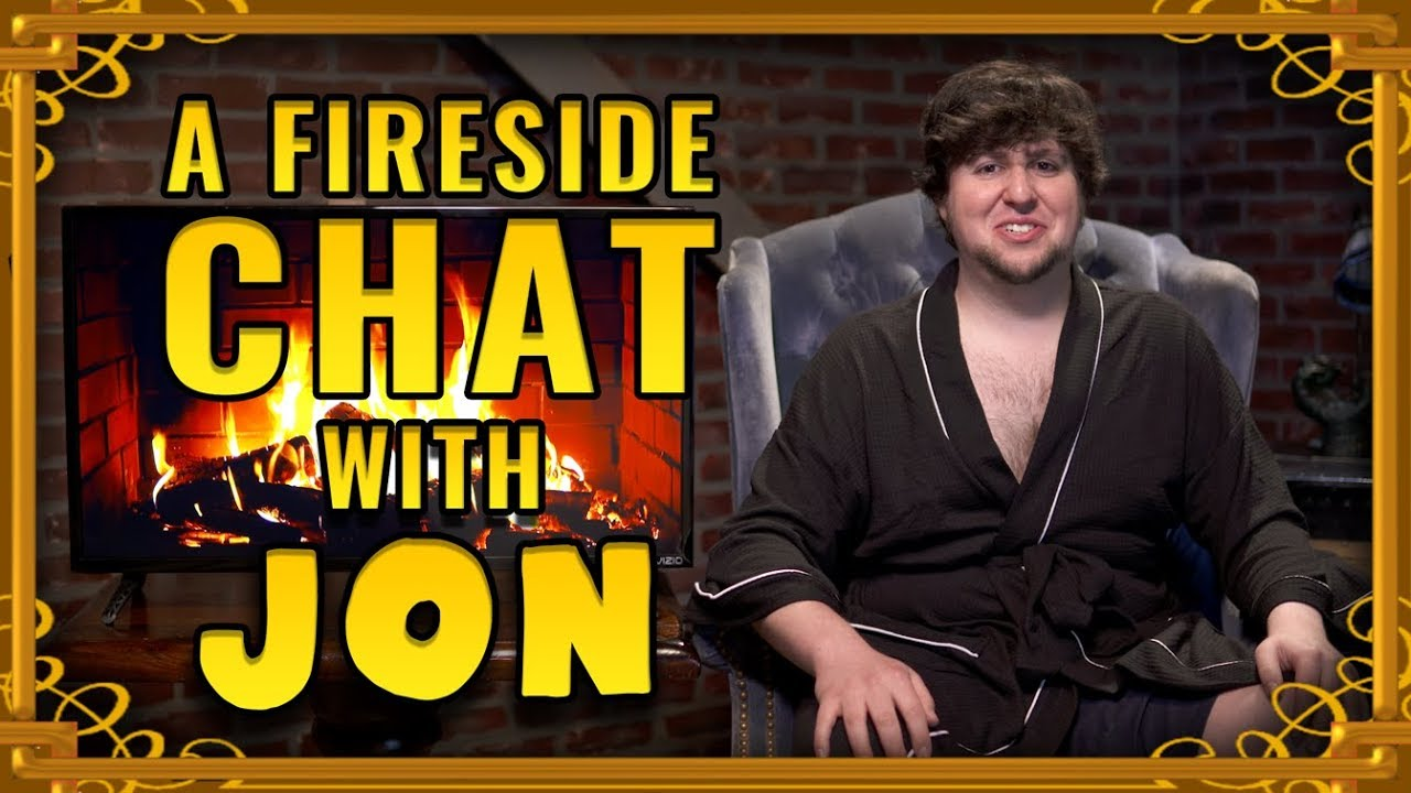 A Fireside Chat With Jontron Updates Funny Stories And Youtube Jontron Wiki Fandom