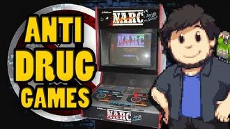 Anti Drug Games - JonTron