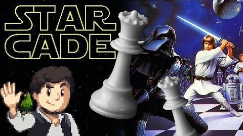 JonTron's StarCade Episode 3 - Star Wars Chess