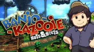 Banjo Kazooie Nuts and Bolts - JonTron